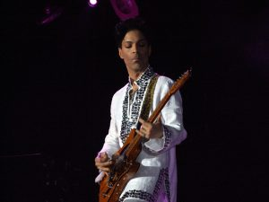Prince, guitarist, musician