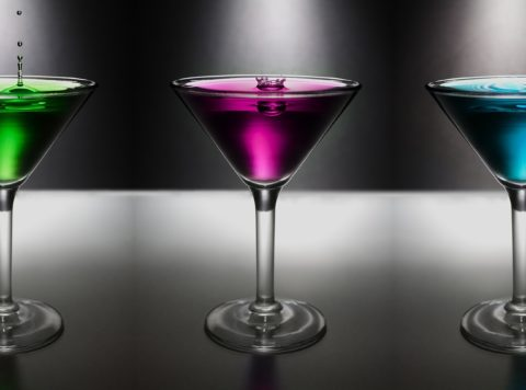DJ James Carr Cocktail Party
