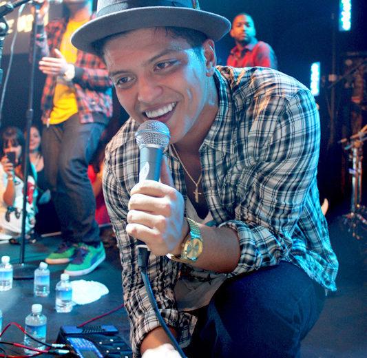 Bruno Mars - Las Vegas 2010