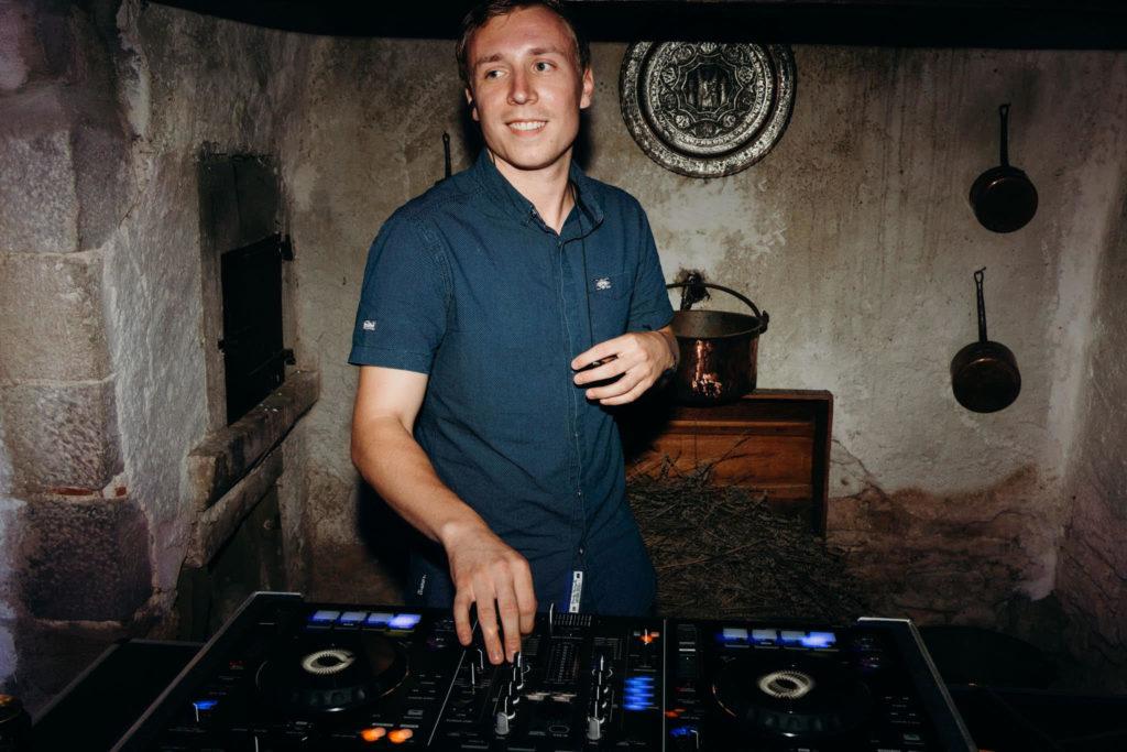 Wedding DJ in France