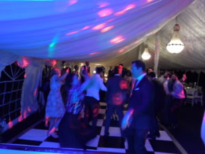 Wedding DJ at Chateau La Durantie in South of France