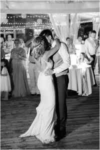 First dance from wedding in Montpellier