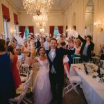 Local wedding at French Chateau