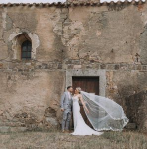 Uk wedding in Aude