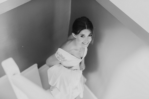 Bride From Chateau Wedding in France